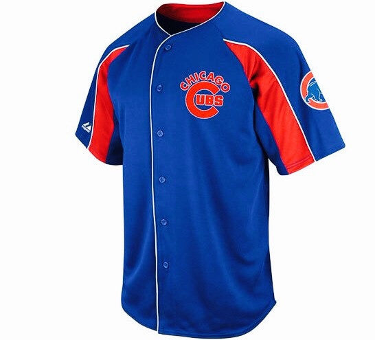 Cubs Retro Majestic Jersey - And Still