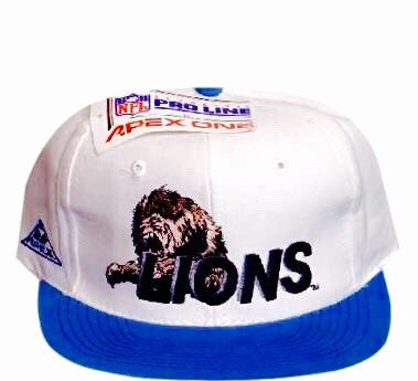 Lions Vintage Snapback Hat - And Still