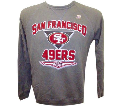49ers Retro NFL Sweatshirt - And Still