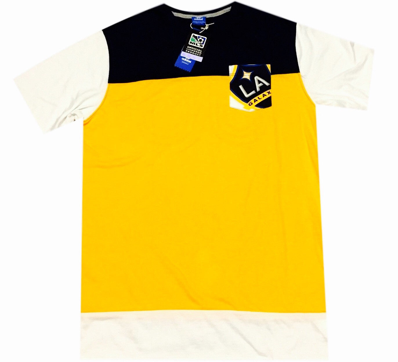 Galaxy Retro Jersey MLS Shirt - And Still