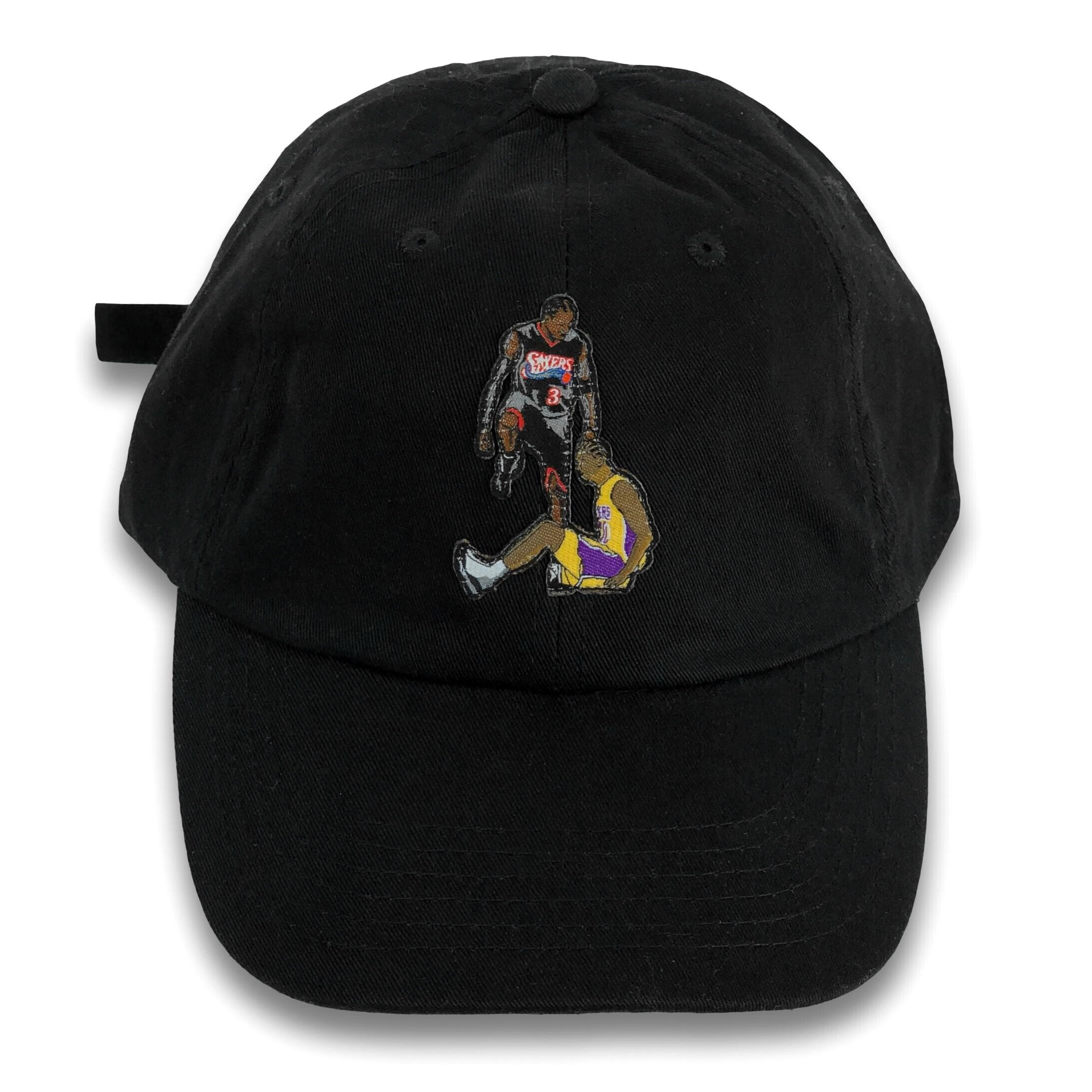"""The Stepover"" Hat (black)"