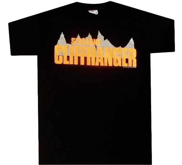 Cliffhanger Vintage Movie Shirt
