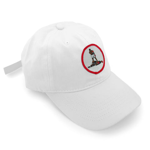 """The Greatest"" Hat (white)"