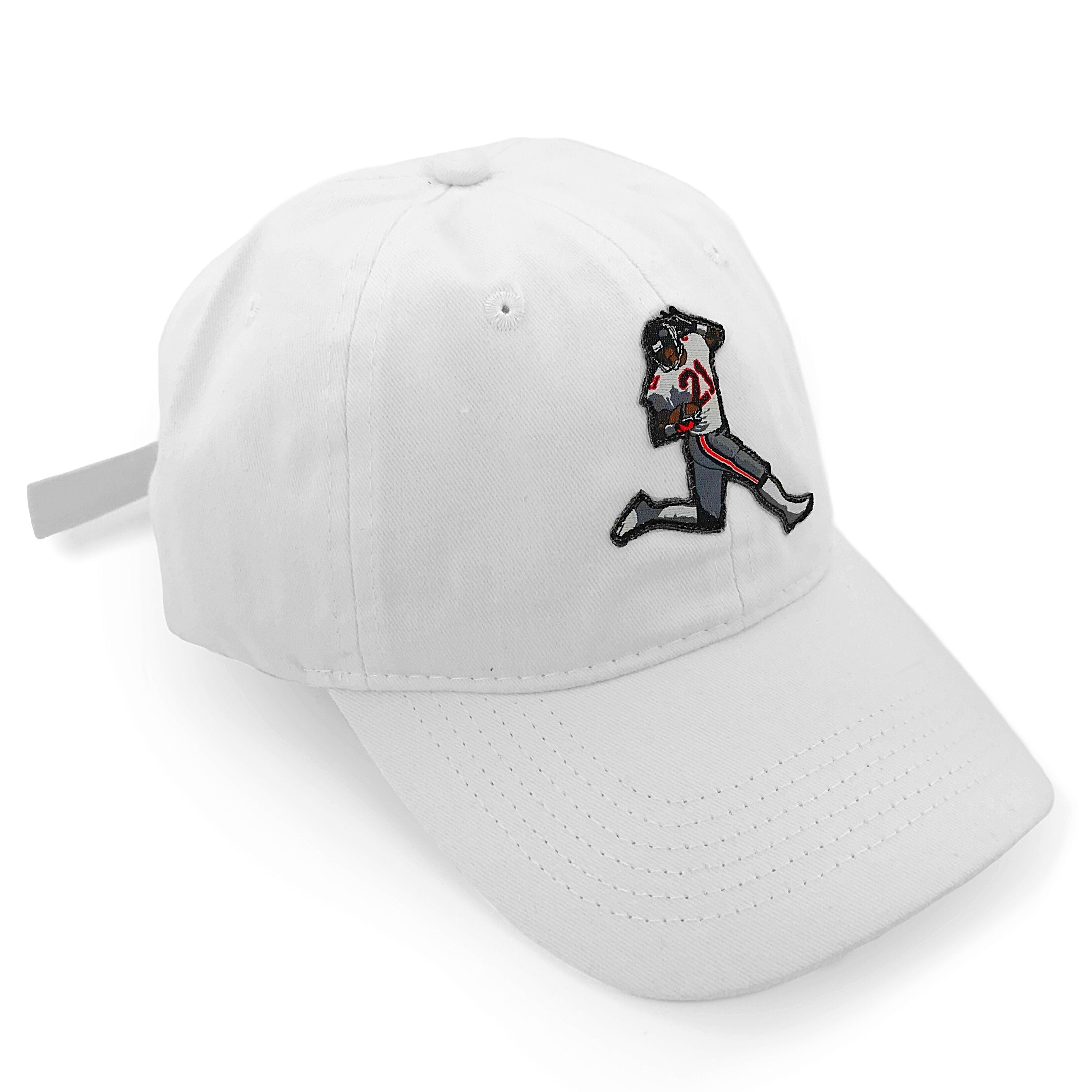 """Prime Time"" Hat (white)"