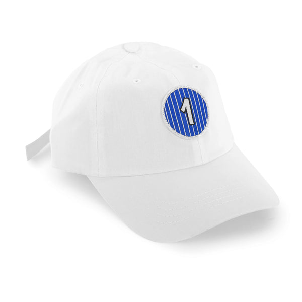 """Rookie Penny"" Hat (white)"