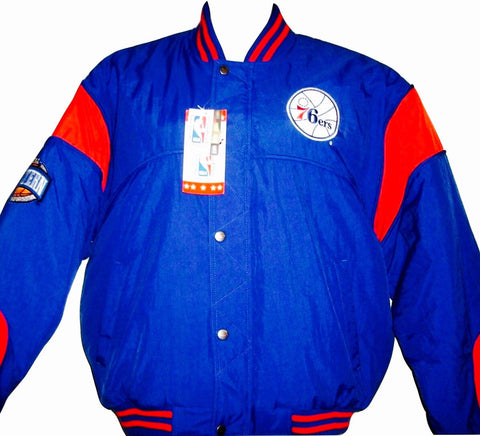 76ers Vintage Nutmeg Jacket - And Still