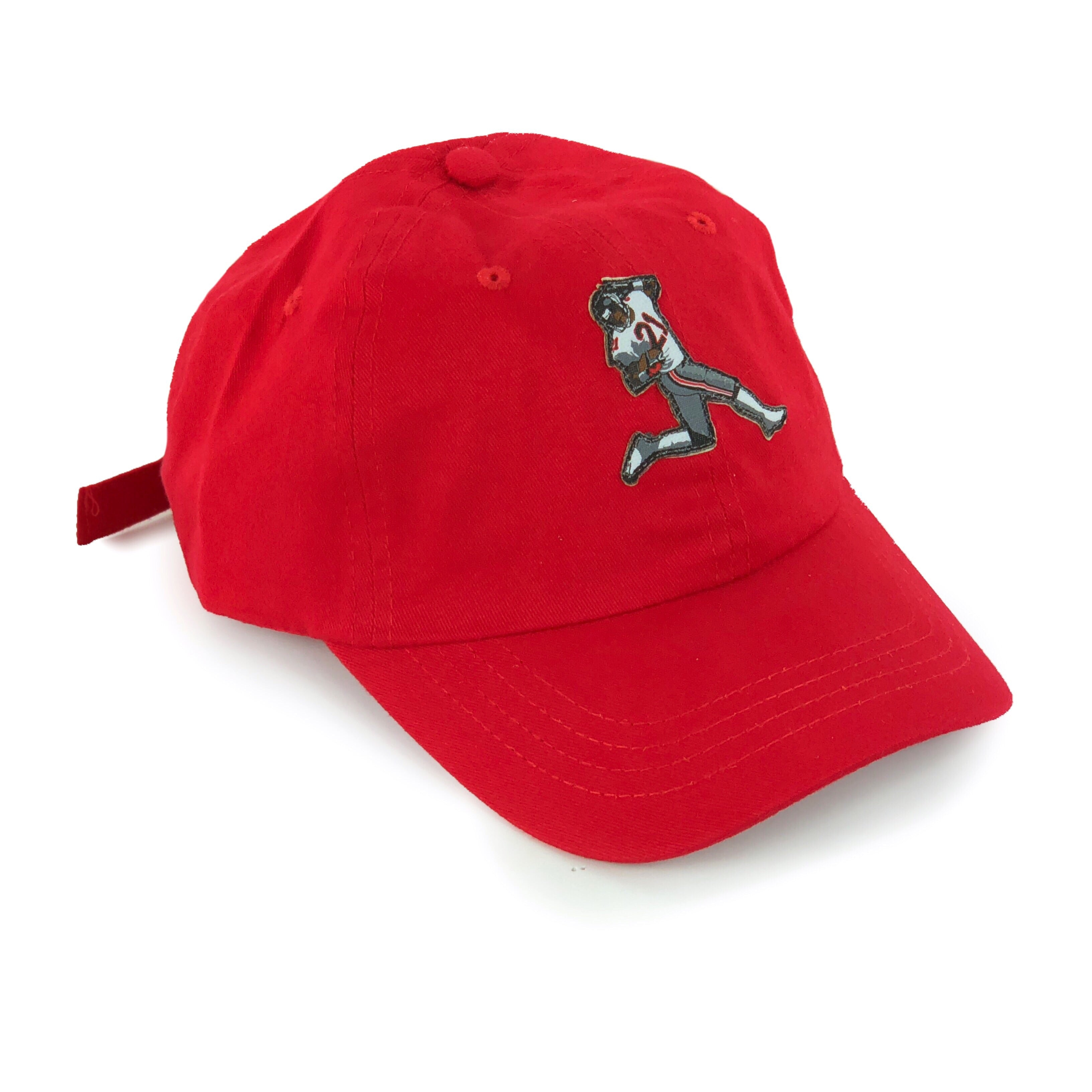 """Prime Time"" Hat (red)"