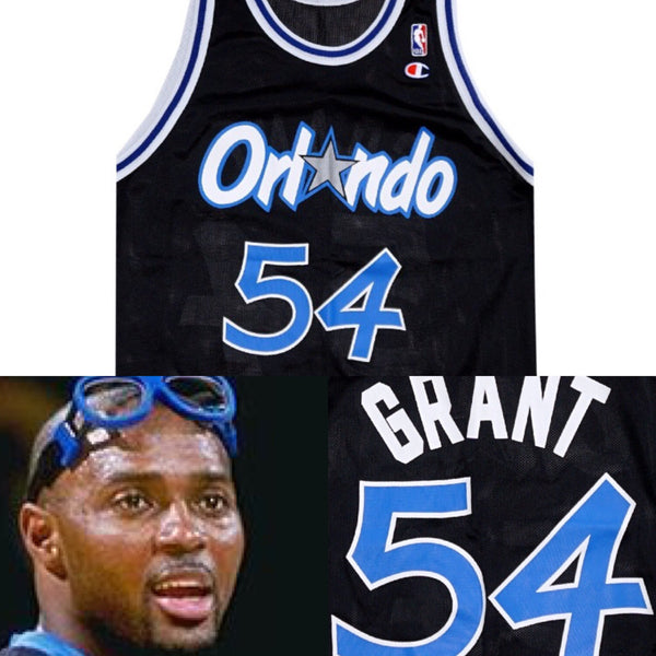 Horace Grant Magic Jersey - And Still