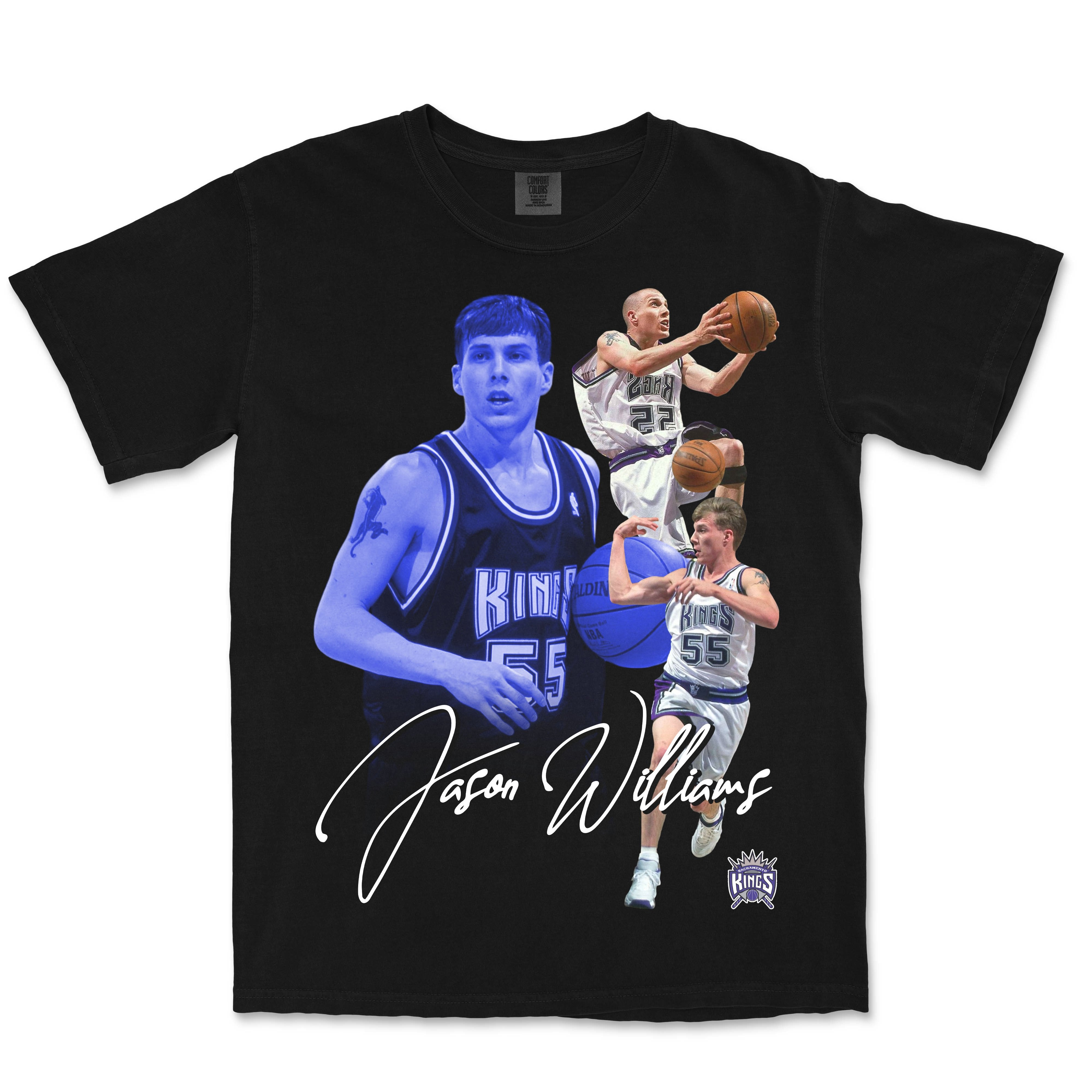 Jason Williams T-Shirt (black)