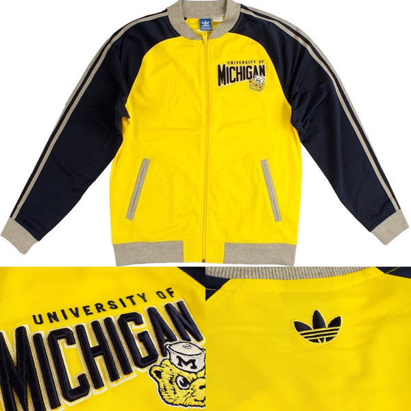 Wolverines Retro Track Jacket