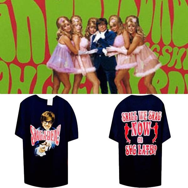 Austin Powers Vintage Shirt - And Still
