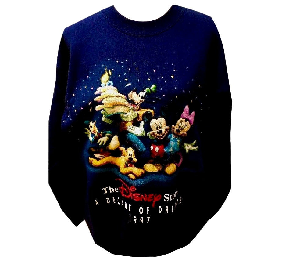 Disney Vintage Sweatshirt - And Still