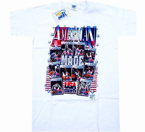1992 Dream Team USA Shirt - And Still