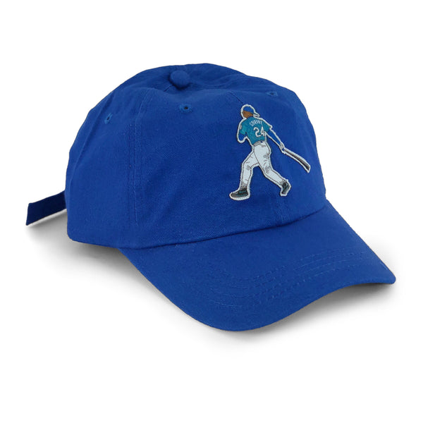 """The Kid"" Hat (blue)"