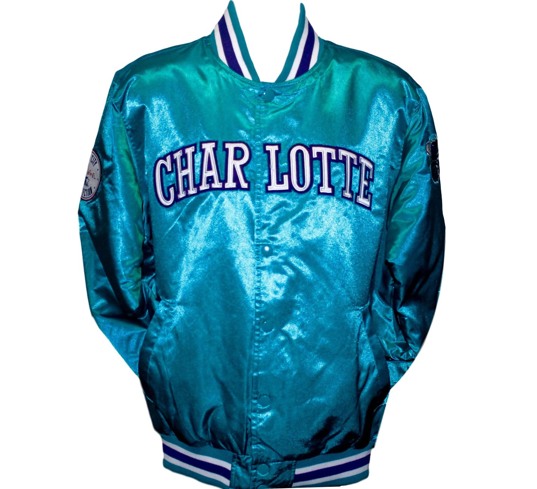 Hornets Retro Starter Jacket - And Still