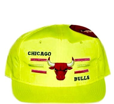 Bulls Vintage Snapback Hat - And Still