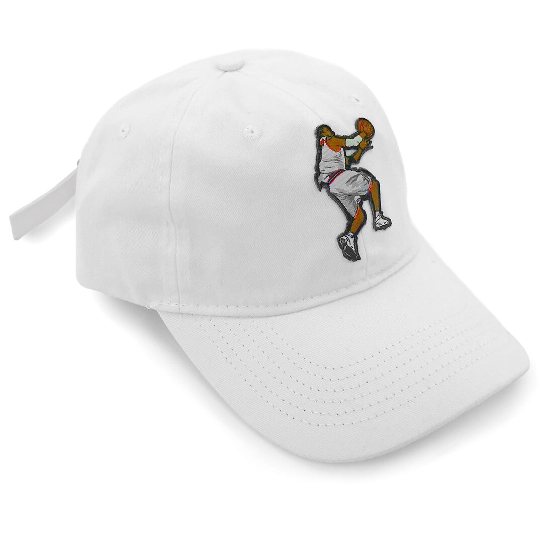 """The Answer"" Hat (white)"
