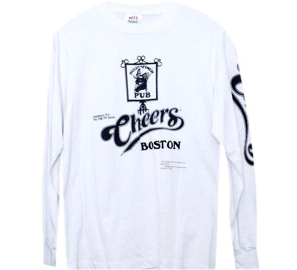 Cheers Vintage 80's TV Shirt - And Still