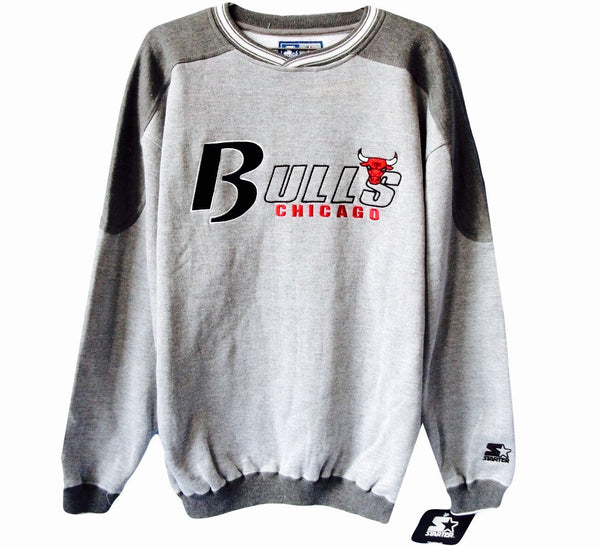 Bulls Vintage 90's Sweatshirt - And Still