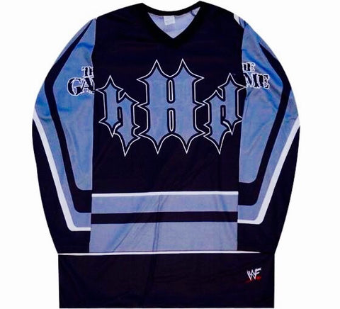 HHH Vintage WWF Jersey - And Still