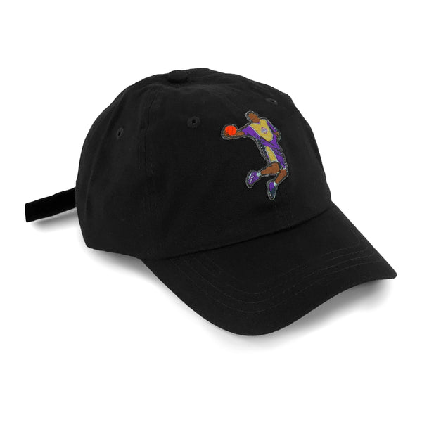 """KB8"" Hat (black)"