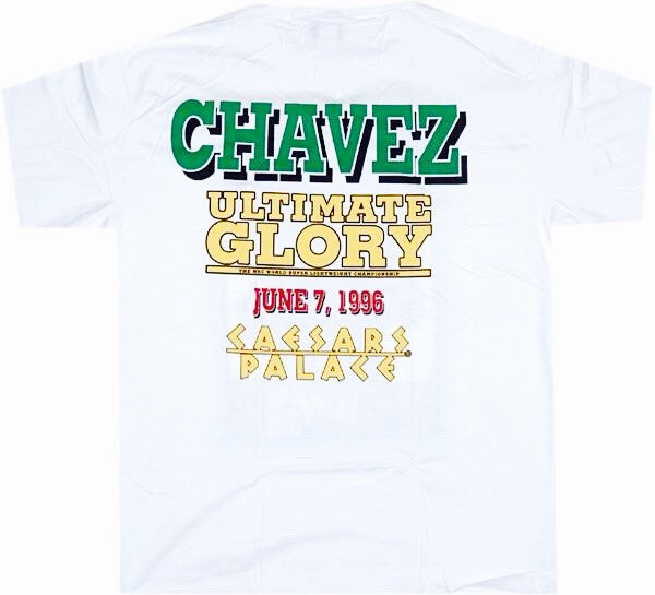 Julio Cesar Chavez Fight Shirt - And Still