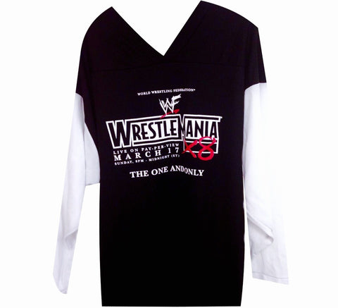 Wrestlemania X8 Jersey Shirt