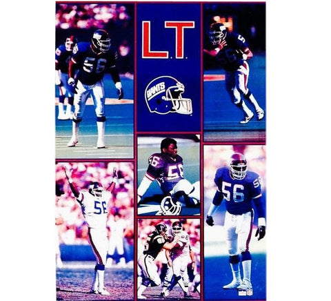 Lawrence Taylor Jumbo Poster - And Still