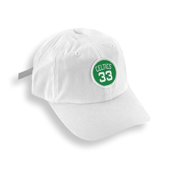 """Larry Legend"" Hat (white)"