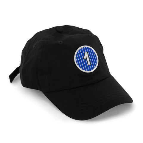 """Rookie Penny"" Hat (black)"