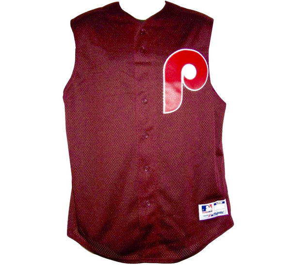 Phillies Majestic Jersey Vest