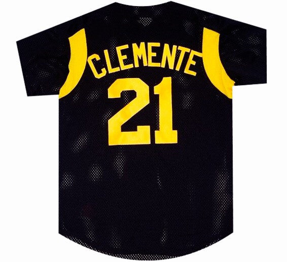 new style 0f922 7ff00 Roberto Clemente Pirates Jersey