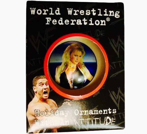Sable Vintage WWF Ornament
