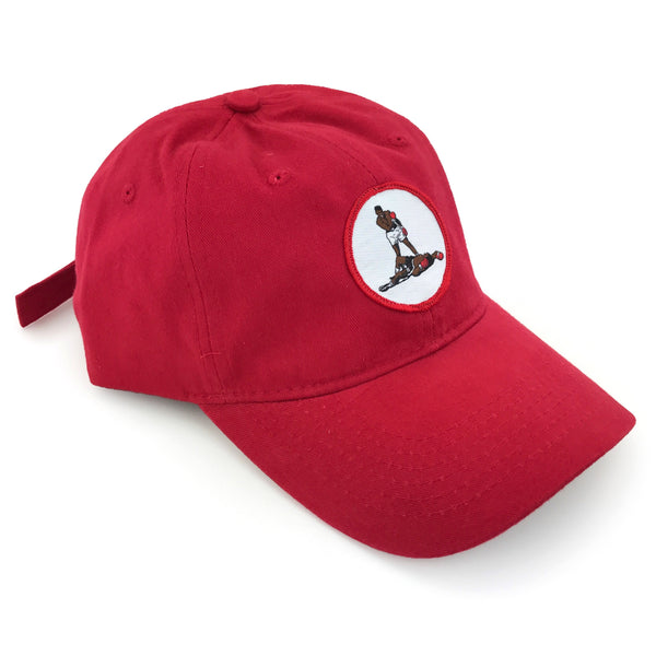 """The Greatest"" Hat (red)"
