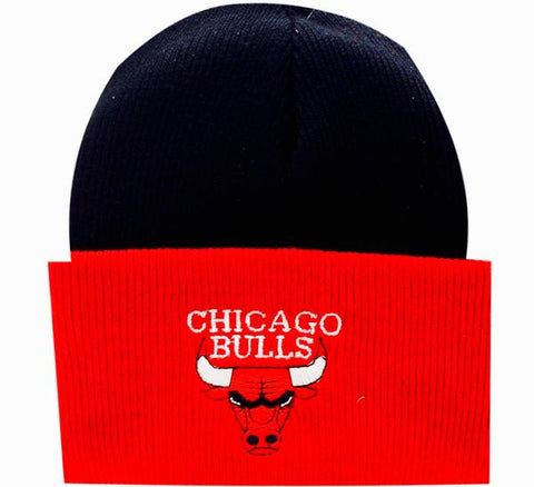 Bulls Vintage 90's Knit Beanie - And Still