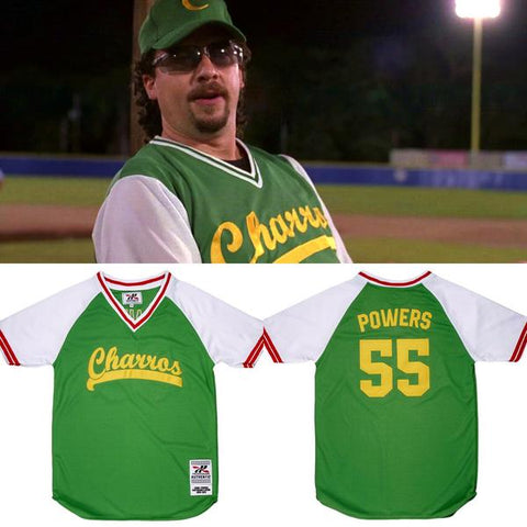 Kenny Powers Charros Jersey