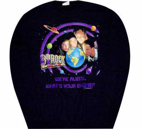 3rd Rock Vintage Sweatshirt - And Still