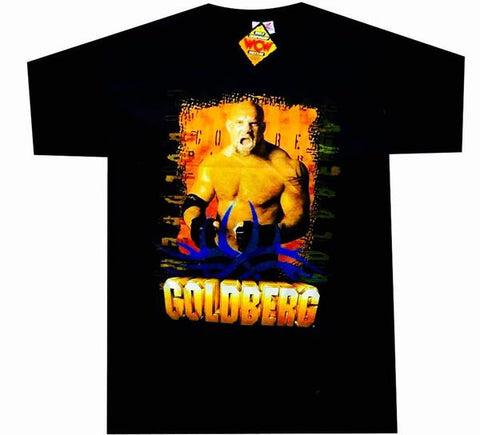 Goldberg Vintage WCW Shirt