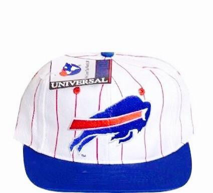 Bills Vintage Snapback Hat - And Still