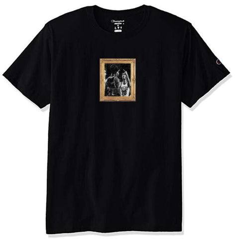 """Buck You"" Champion T-Shirt (black)"