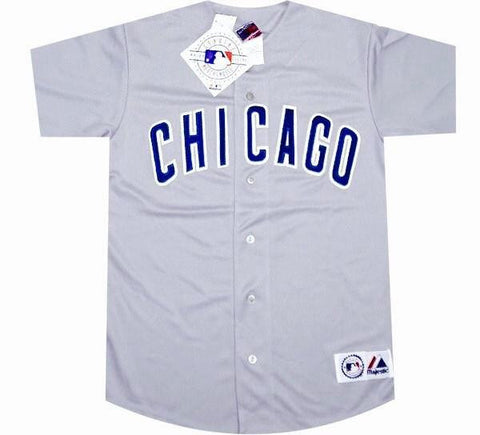 Cubs Retro MLB Majestic Jersey
