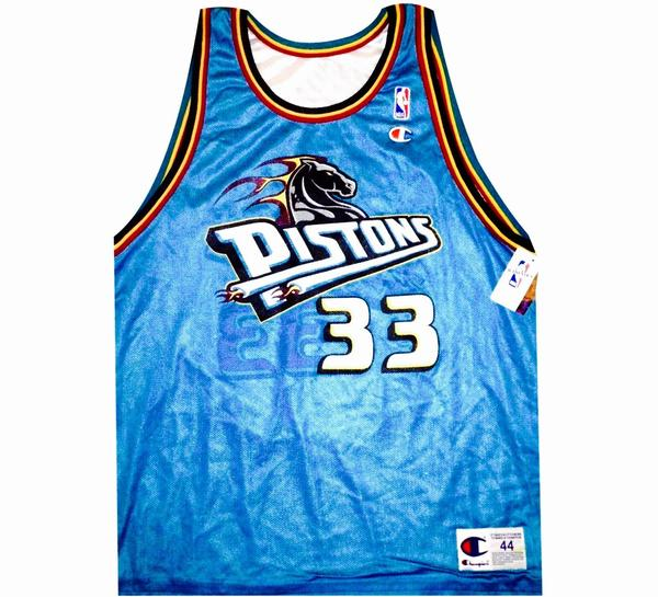 Grant Hill Reversible 90's Jersey