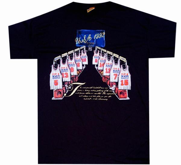 1992 Dream Team USA Shirt