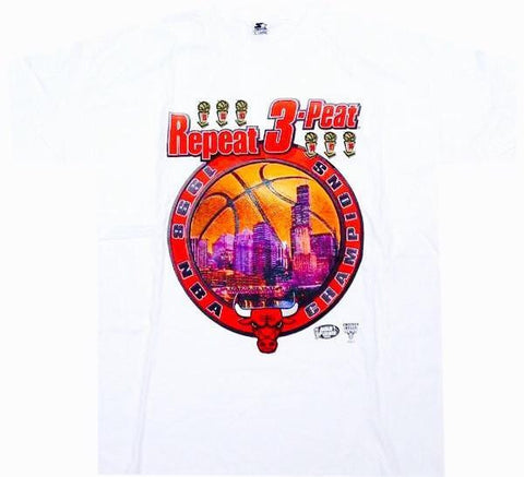 Bulls 1998 NBA Champs Shirt