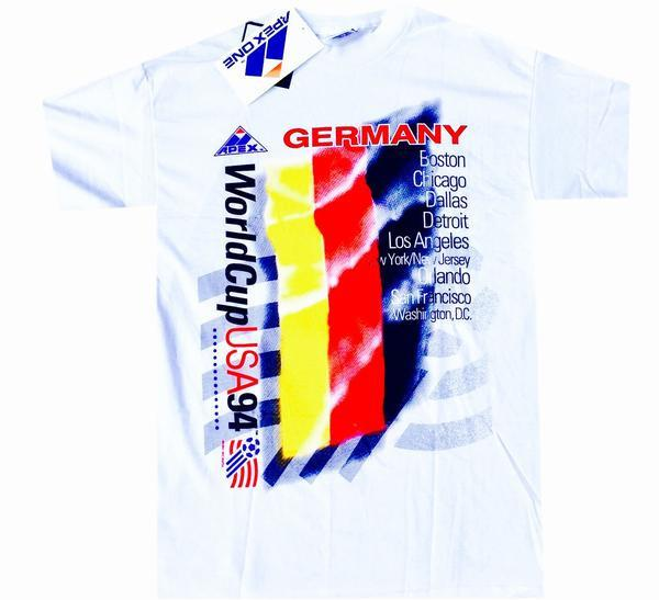 Germany 94' World Cup Shirt