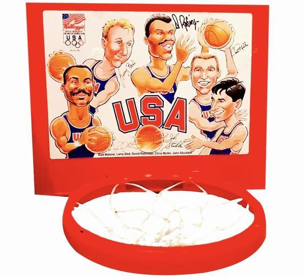 1992 Dream Team Nerf Hoop