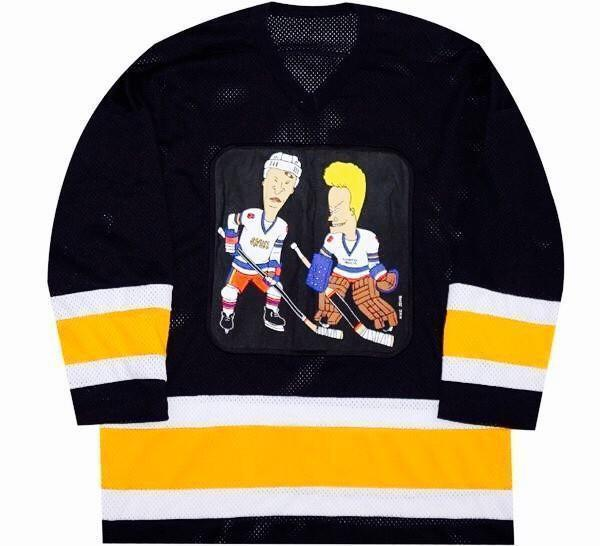 Beavis & Butthead Hockey Jersey