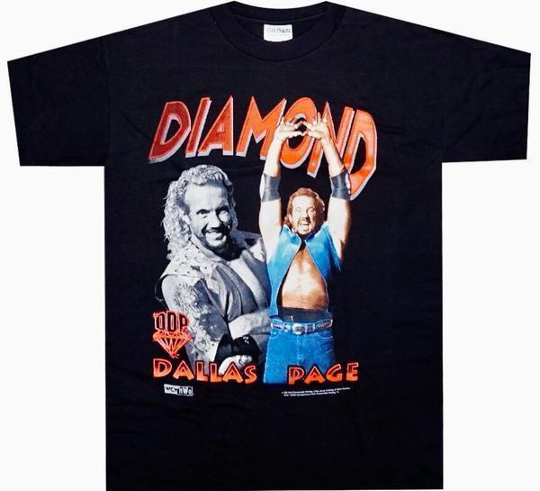 Diamond Dallas Page Shirt