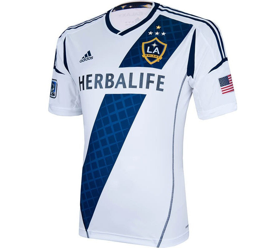 Galaxy Retro MLS Soccer Jersey