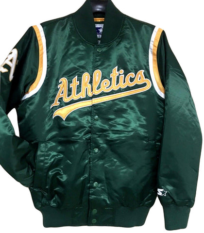 Athletics Retro Starter Jacket - And Still
